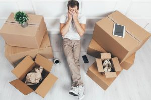 Student Removals eXpert Man and Van moving house