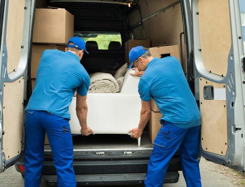 Why Should You Hire Man with Van When Moving Home?
