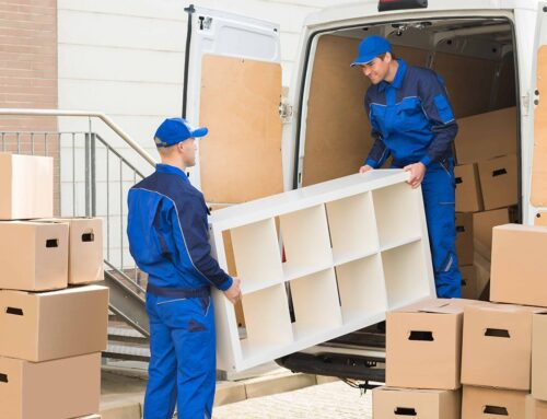 How Can Man and Van Help with Your Big Move?