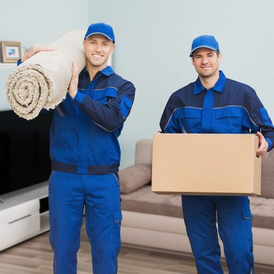 Local man and van Get Help in packing