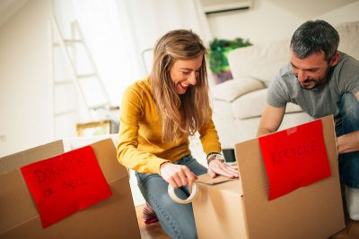 Guide to downsizing get help in packing