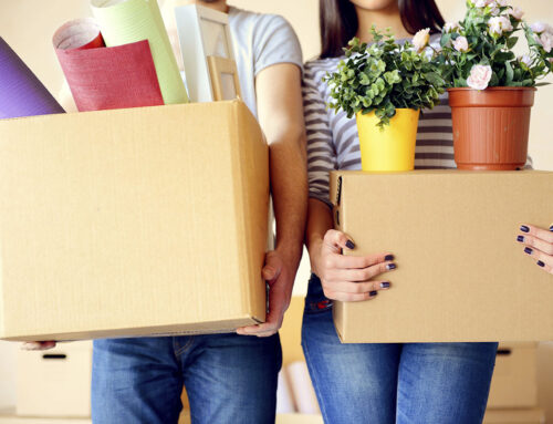 How to Look After Valuable Items when Moving Home?