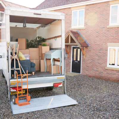 Local House Removals Near Me, hire a man with a van when moving flat